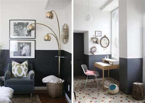 halfpainted walls fl252ff design and decor