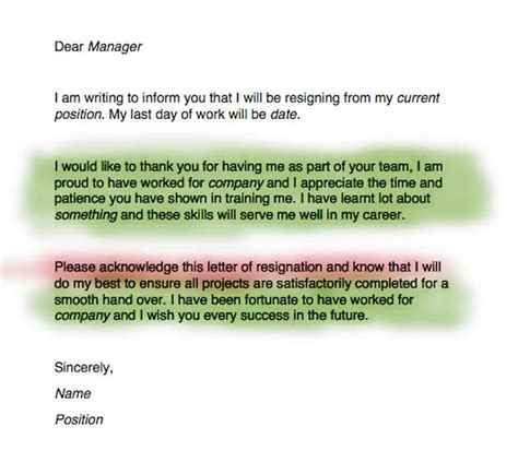 Resignation Letter Wikihow 17 Best Images About Resign On Ceramics Letter Sle And Country