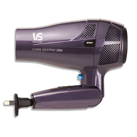 Hair Dryer Vs vs sassoon cord keeper 2000w hair dryer kg electronic