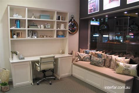 Custom Home Office Furniture   Interfar Custom Furniture