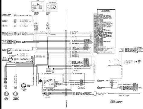 1986 chevy truck wiring diagram 1986 chevy k10 a c compressor wiring diagram 44 wiring