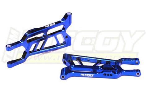 Arm Set Front Losi Ten Scte hop up parts for losi ten t ten scte r c or rc team integy