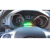 Ecliptech Shift Light Fitted To A 2013 Ford Focus ST  YouTube