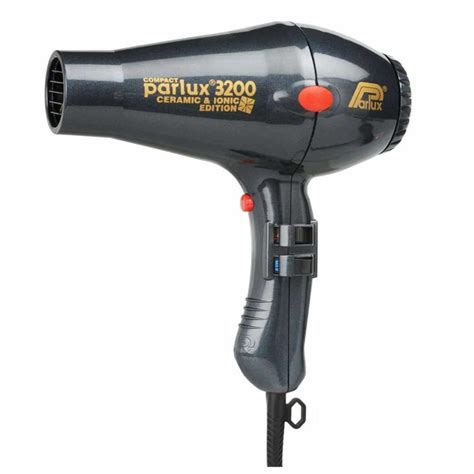 Ceramic Hair Dryer parlux 3200 ceramic ionic hair dryer charcoal the