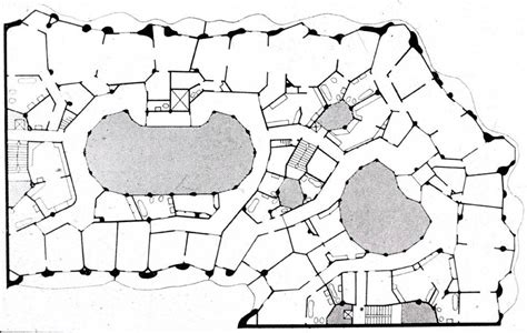 casa mila floor plan midterm history of and architecture 0850 with