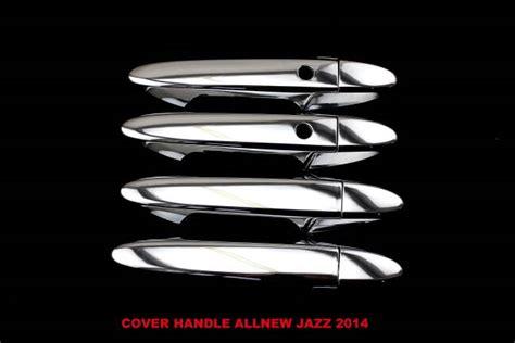 Cover Handle Tarikan Pintu Model Setengah All New Innova Reborn 2016up jual harga cover handle gagang pintu all new jazz pinassotte