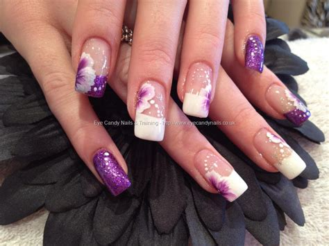 Nail Gallery by Eye Nails Freehand One Stroke Nail