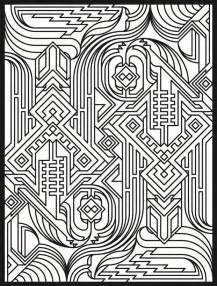 20 pattern coloring pages ideas signup required mosaic patterns free