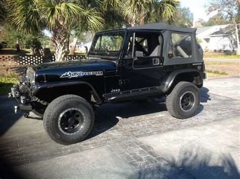 1988 Jeep For Sale 1988 Jeep Wrangler Yj For Sale
