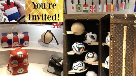 Louis Vuitton Louis Vuitton World Cup Designer Handbags And Information by Louis Vuitton Vip Event Fifa World Cup 2018