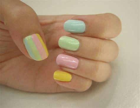 pastel nail colors and nail designs nails mania
