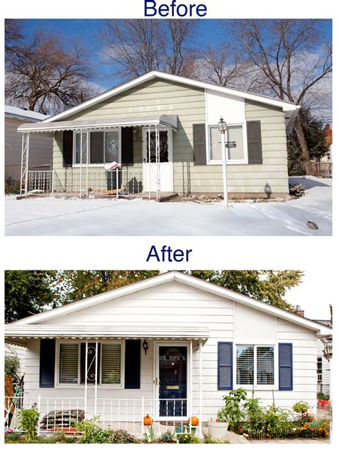 What Are Awning Windows Paint Aluminum Siding Our First Foreclosure