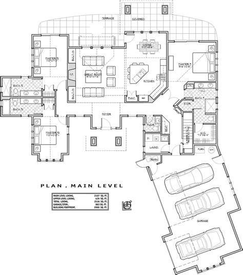 bhg floor plans featured house plan bhg 9632