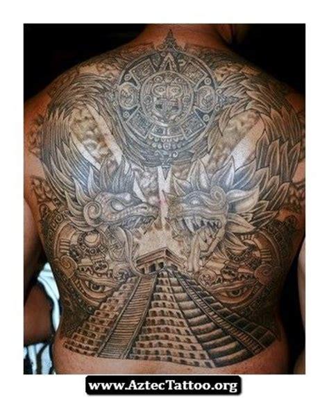 aztec tattoos pyramid 01 http aztectattoo org aztec