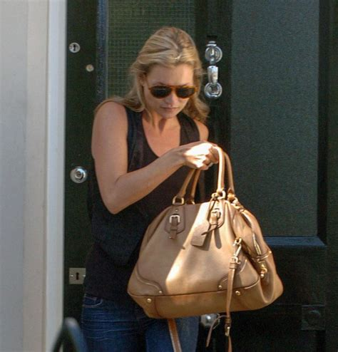 Kate Moss Studded Pouch Bag by The Many Bags Of Kate Moss Purseblog