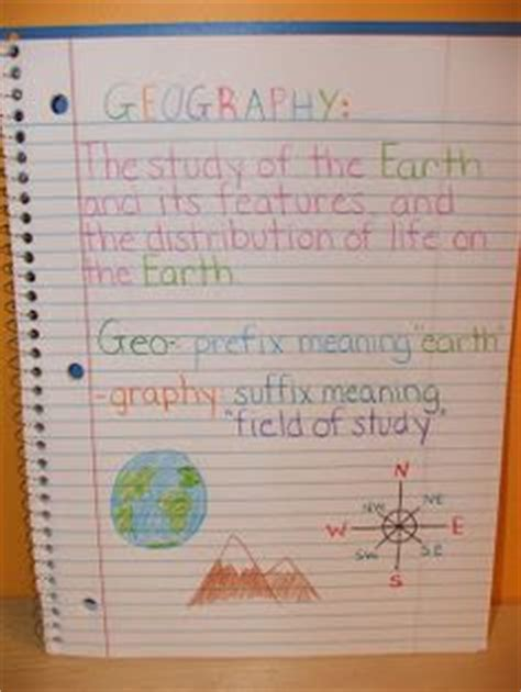 5 themes of geography interactive notebook five themes of geography hemispheres bookmark