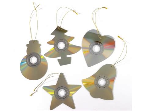adornos navideos con reciclaje adornos navide 241 os hechos con material reciclado taringa