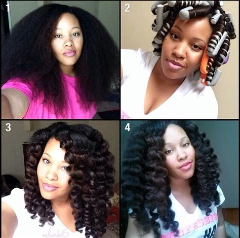 how to use flexi rods on natural hair braids 15 best images about natural hair my fav styles on