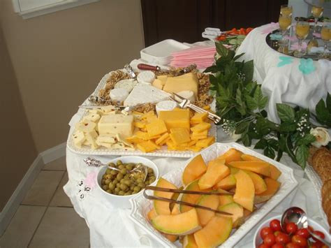 Creative Baby Shower Appetizers by Baby Shower Appetizers Babyshower Ideas