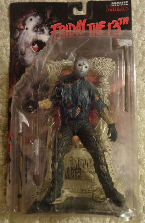 i m an figure maniacs friday the 13th jason voorhees figure