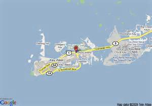 key west florida hotel map map of radisson hotel key west key west
