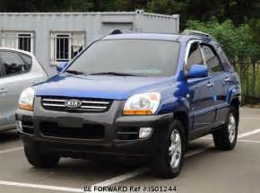 2006 Kia Sportage For Sale Used Sportage Kia For Sale Is01244 Japanese Used Cars