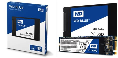 Hardisk Ssd 1tb western digital blue 1tb ssd review