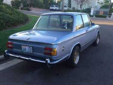 Bmw 2002 For Sale Craigslist by 1974 Bmw 2002 For Sale Craigslist Used Cars For Sale