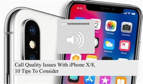 call sound issues with iphone xs xr x or iphone 8 how to fix appletoolbox