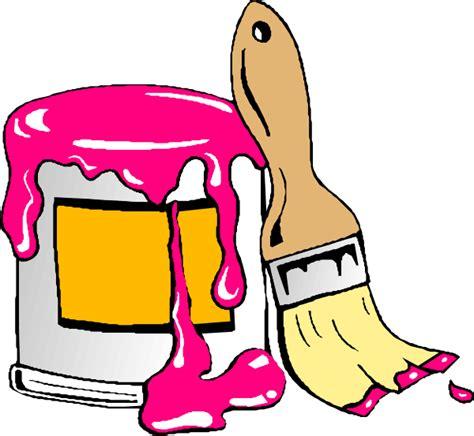 paint colors clipart pink paint clip at clker vector clip