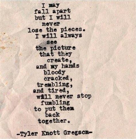 falling appart falling apart quotes quotesgram