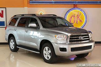 how to sell used cars 2009 toyota sequoia free book repair manuals sell used 2009 toyota sequoia sr5 4x4 automatic leather seats dual climate hitch in addison
