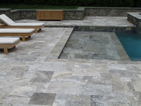 Travertine Patio Pavers Silver Travertine Pavers Stoneworks Wholesaling Inc