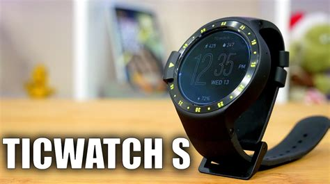 Ticwatch S Smartwatch somegadgetguy let s talk tech