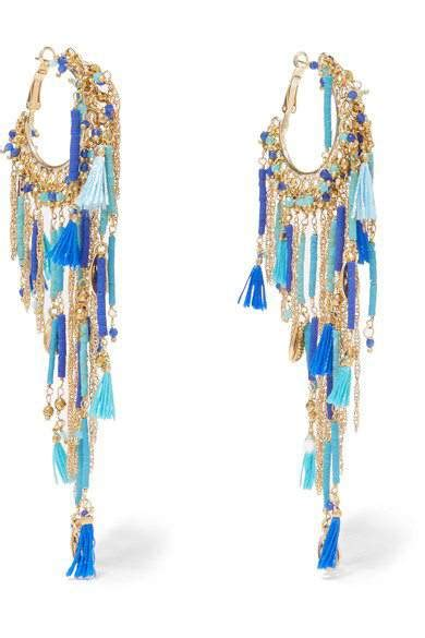 Tasseled Triangle Earrings accessorize to maximize 15 must earrings for