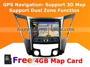 hyundai sonata android autoradio dvd gps digital tv 3g wifi