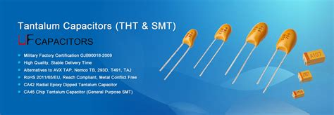 tantalum capacitor recovery topdiode manufacturer of discrete semiconductors and capacitors