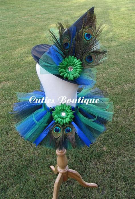 Handmade Peacock Costume - 17 best images about witches hats diy on