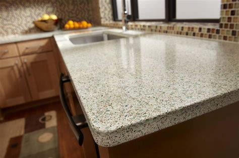 recycled marble countertops 15 fabulous eco friendly countertops elemental green
