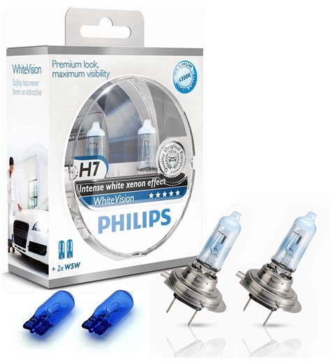 Lu Philips Hb4 Vision 4300k 12v 55w Original Made In German philips h7 whitevision xenoneffect 12v 55w ad tuning