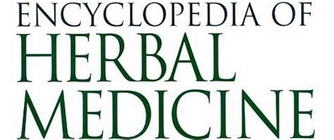 The Encyclopedia Of Herbal Medicine