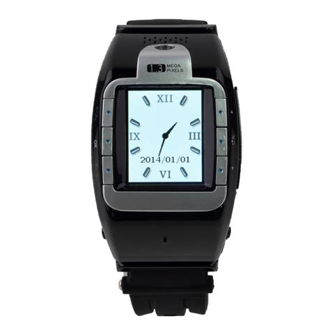 mobile in mp4 1 4in wrist mobile phone with mp3 mp4