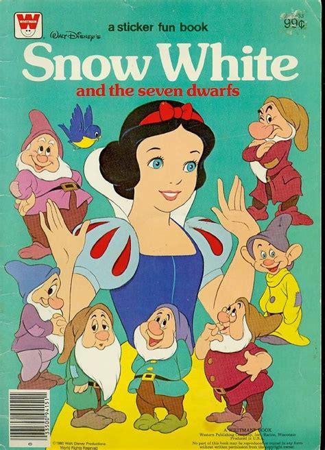 Snow White Sticker Book Favorite Books
