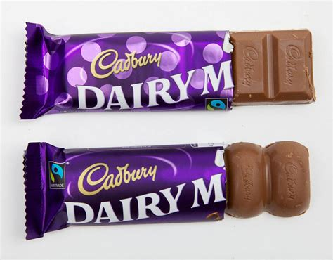 Cadbury Favourites 520 Gram cadbury s dairy milk bar changed shape and dropped about 4