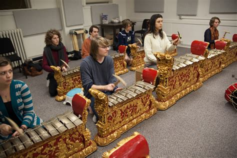 Gamelan   Lawrence University