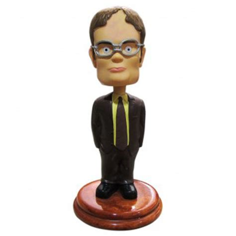 bobblehead the office the office dwight schrute bobble the 25 best