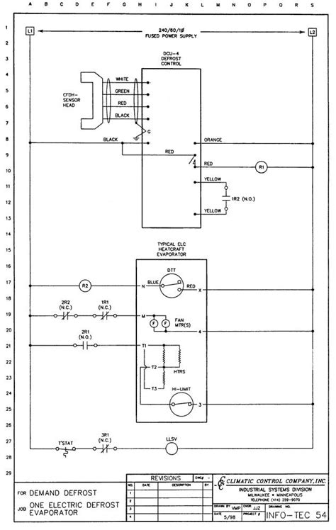 typical wiring diagram walk in cooler 37 wiring diagram