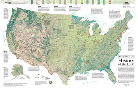 wall maps of the united states the united states history of the land united states