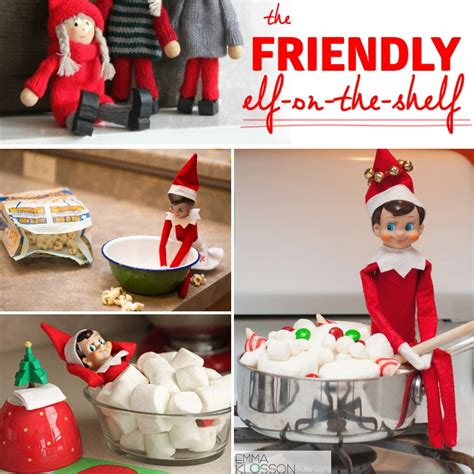 Kid Friendly On The Shelf Ideas by On The Shelf Ideas Activities