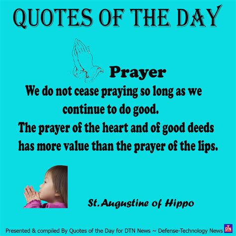 quote of the day a prayers and sayings quotes quotesgram
